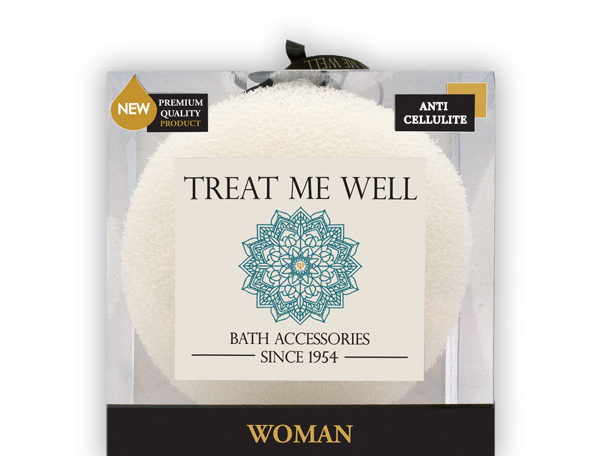 treat me well anti-cellulite Bath Accessories Since 1954